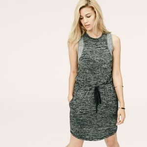 LOFT Lou & Grey Slinky Spacedye Tank Dress